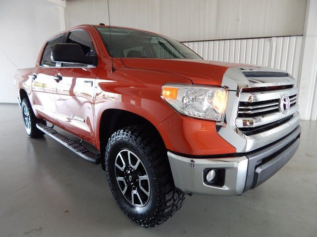Tundra Trd Pro >> Pre Owned 2016 Toyota Tundra Trd Pro 4wd